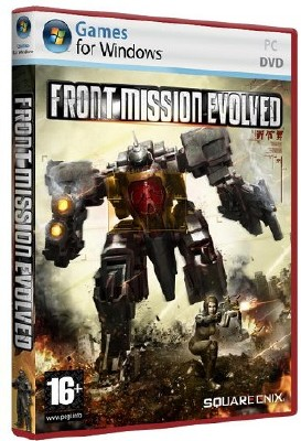 Front Mission Evolved (2010/ PC/ Русский) | RePack by R.G.R3PacK