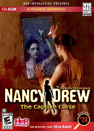 Nancy Drew: The Captive Curse (PC/2011/RUS)