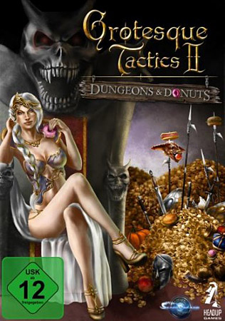 Grotesque Tactics 2 - Dungeons and Donuts (PC/ENG)
