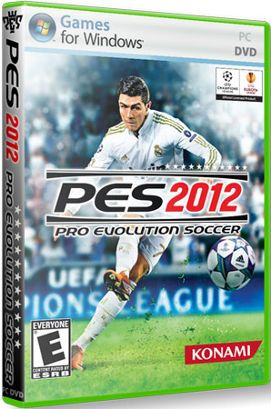 PES 2012 v2.2 (2011/RePack Packers)