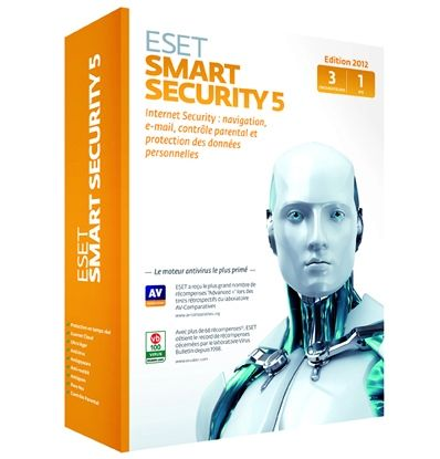 ESET NOD32 Smart Security 5.0.95.0 Final (x64)