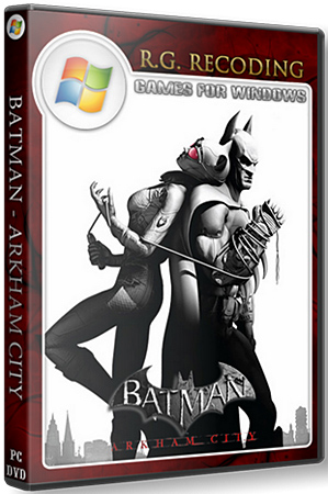 Batman: Arkham City + 11 DLC (2011/RePack ReCoding/RUS)