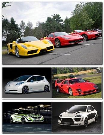50 Different Magnificent Cars HD Wallpapers (2011)