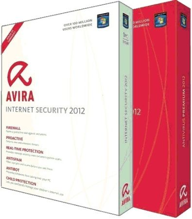 Avira AntiVir Premium 12.0.0.193 Final + Avira Internet Security 12.0.0.193 Final Repack (2011/Rus)