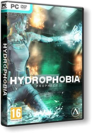 Hydrophobia Prophecy [v.1.0r20] (Новый Диск) (RUS/ENG) [RePack]