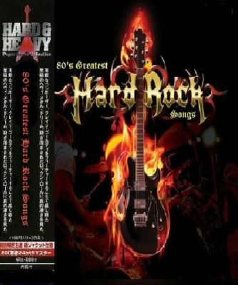 VA - 80's Greatest Hard Rock Songs (2011) MP3