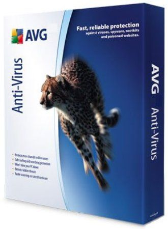 AVG Anti-Virus Free 2012 12.0 Build 1913a4770(x86/x64) Ml/RUS