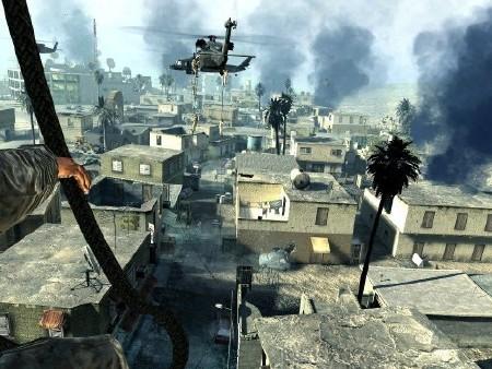Скачать игру Call of Duty 4 Modern Warfare бесплатно безНазвание игры: Cal