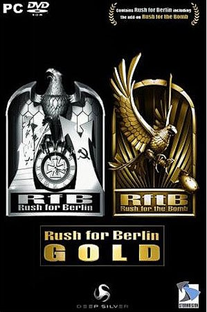 Rush For Berlin + Rush For The Bomb (PC/Repack Fenixx)