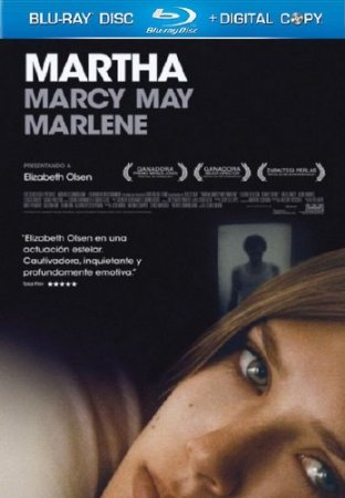 Марта, Марси, Мэй, Марлен / Martha Marcy May Marlene (2011/HDRip)
