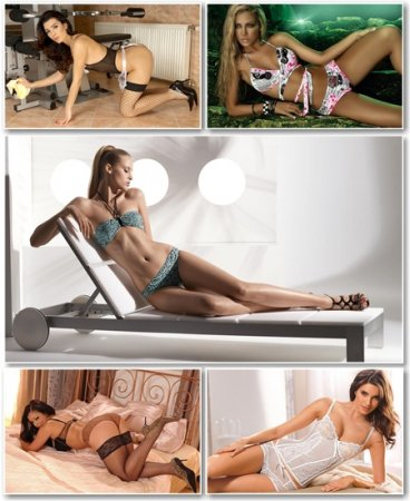 Wallpapers Sexy Girls Pack №636