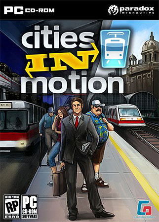 Cities in Motion (Steam-Rip/RUS)