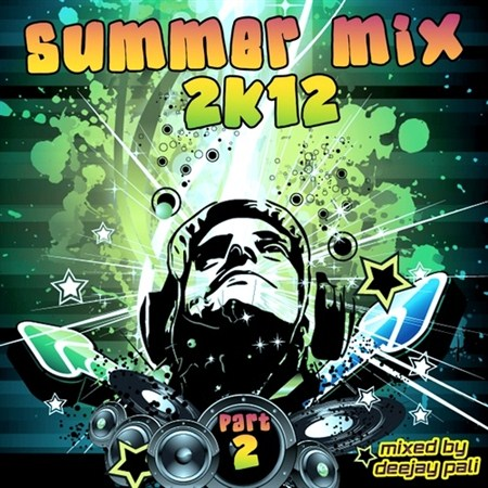Amnezia Summer Mix 2k12 Part 2 (2012)