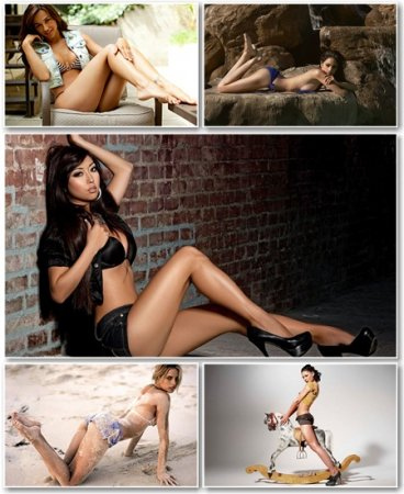 Wallpapers Sexy Girls Pack №692