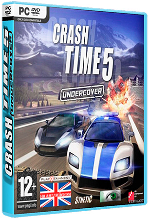 Crash Time 5.Undercover (2012/Repack Fenixx/RU)