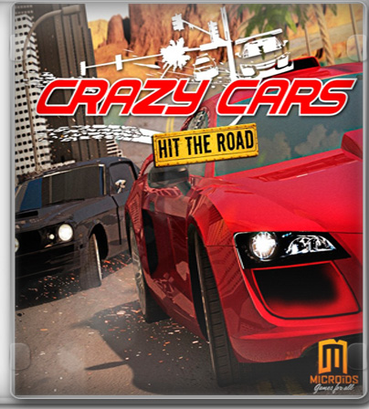 Crazy Cars: Hit the Road (2012/ENG)