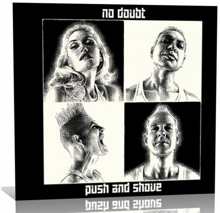 No Doubt - Push And Shove (2012)