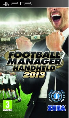 Football Manager Handheld 2013 (2012/PSP/ENG)