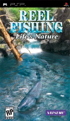 Reel Fishing: The Great Outdoors для 6.20 - 6.60 оф (ENG/2006/PSP)