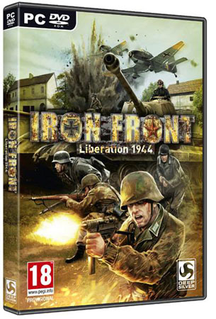 Iron Front : MOD D-Day 1944 (PC/2012/RU)