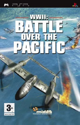 WWII: Battle Over the Pacific для 5.51-6.60 оф (PSP/2008/ENG)