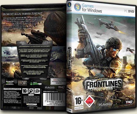 Frontlines: Fuel of War (PC/Full/En)