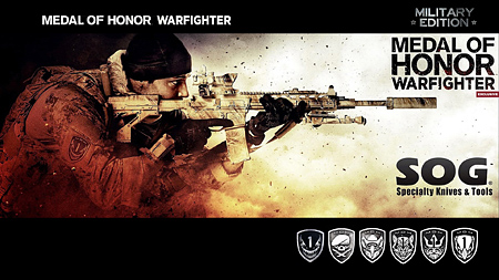 Medal Of Honor Warfighter v.1.0.0.3 + 3 DLC (RePack Fenixx/RUS)