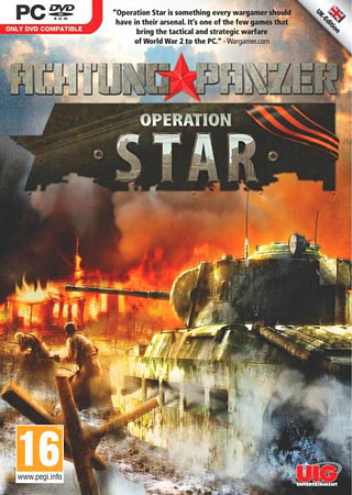 Achtung Panzer: Operation Star (PC/2013/En)
