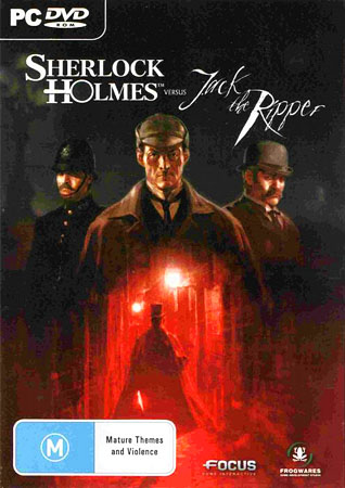 Sherlock Holmes vs. Jack the Ripper (PC/En)