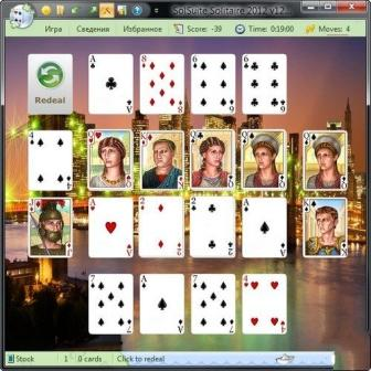 SolSuite Solitaire v.12.9 + Graphics Pack v.12.09 (2012/RUS/PC/Win All)