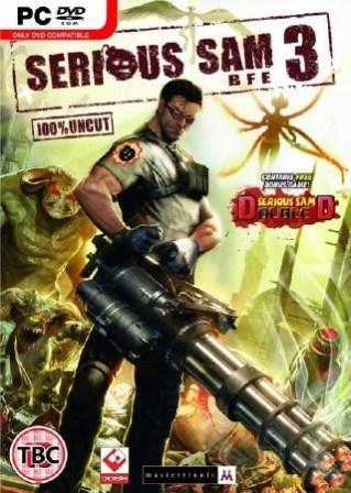 Serious Sam 3 BFE - Seriously Digital Edition (2012/MULTI 4/ENG/PC/Win All)