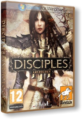 Disciples III: Anthology (2009-2010/RePack/RUS)