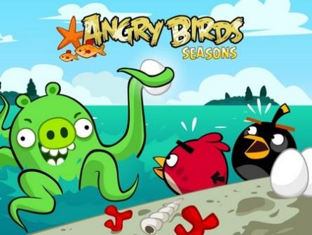 Angry Birds Seasons v.2.5.0 (2012/ENG/PC/Win All)