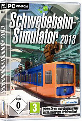 Schwebebahn Simulator (2013/ENG/PC/Win All)
