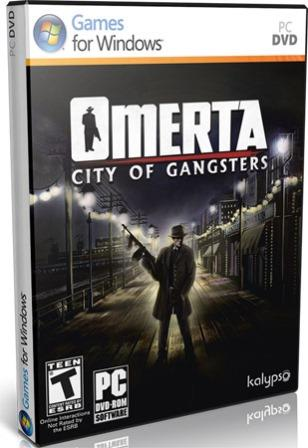Omerta: City of Gangsters (2013/ENG/PC/Win All)