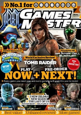 Gamesmaster UK – April 2013-P2P