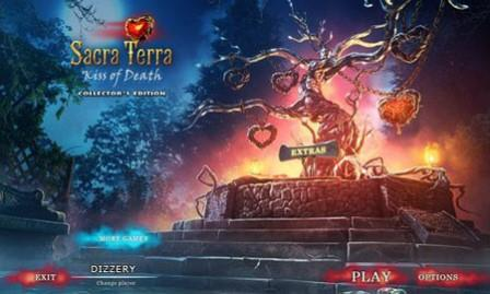 Sacra Terra: Kiss of Death. Collector's Edition (2013/ENG/PC/Win All)