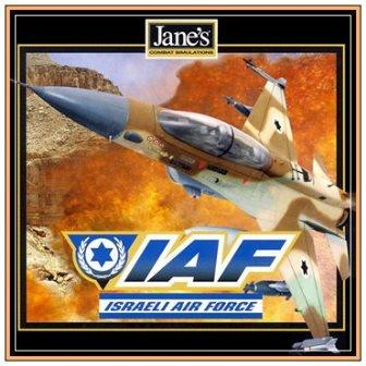 Jane's Combat Simulations: Israeli Air Force (2013/ENG/PC/Win All)