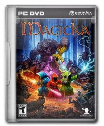 Magicka v.1.4.0.6 + 12 DLC (2011/RUS/MULTI/ENG/PC/Repack by PUNISHER/WinAll)