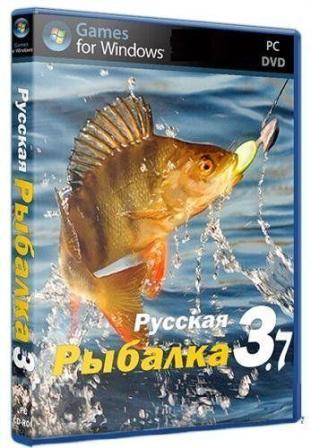 Russian fishing v.3.7 (2013/RUS/PC/Win All)