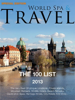 World Spa & Travel - The 2013 Top List