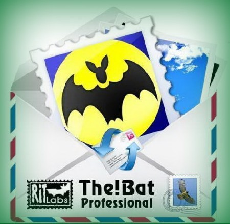 The Bat! Professional 8.0.10 Final RePack / Portable!