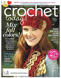 Crochet Today! - September/October 2011