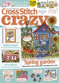Cross Stitch Crazy №265 2020