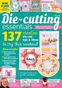 Die-cutting Essentials №65 2020