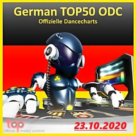 German Top 50 ODC Official Dance Charts [23.10] (2020)